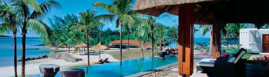Beach Villa Shangri-la Le Touessrok Mauritius