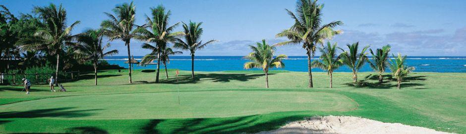 Le Saint Geran Mauritius Golf course