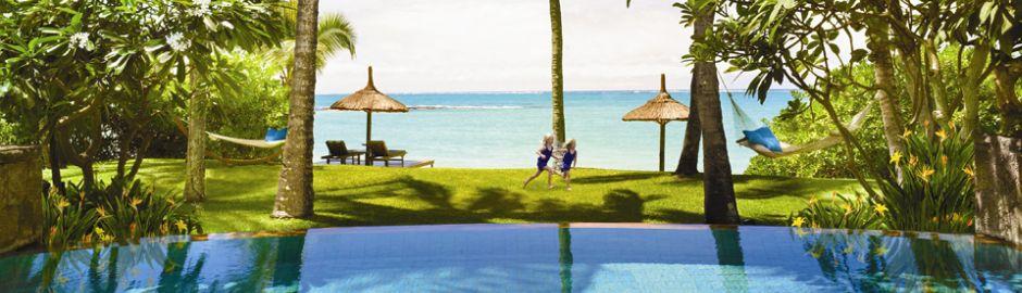 Pool Le Saint Geran Mauritius