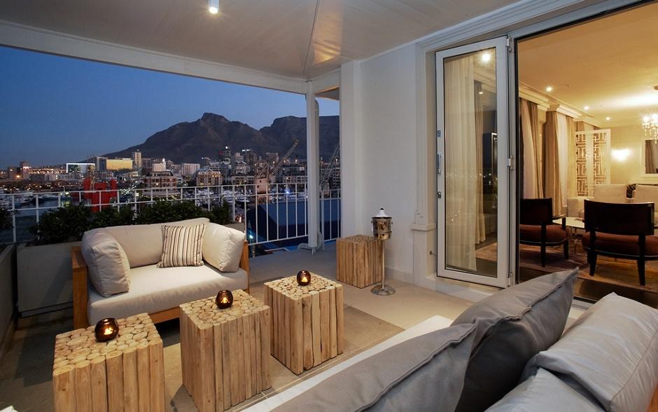 Queen Victoria Hotel Cape Town Presidential Suite
