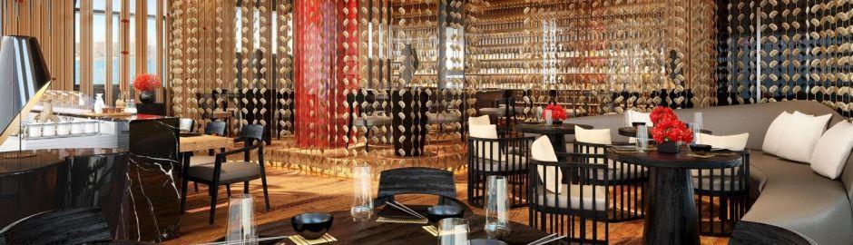 Shangri-la Le Touessrok Mauritius Restaurant & Bar
