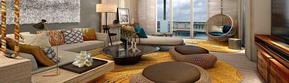 Suite Shangri-la Le Touessrok Mauritius