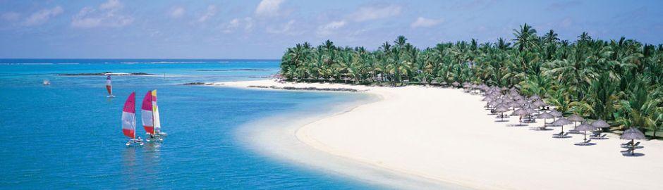 Beach Le Saint Geran Mauritius