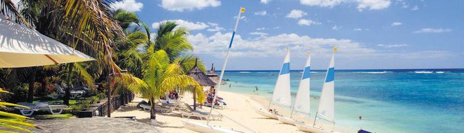 Le Victoria Mauritius Beach