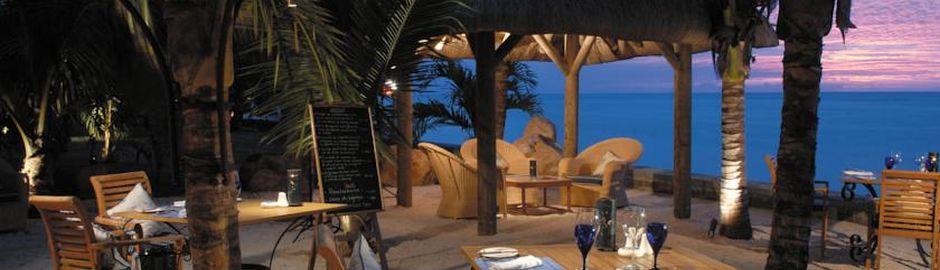 Le Victoria Mauritius Beach Dining