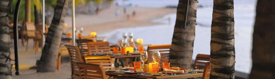 Le Victoria Mauritius Dining
