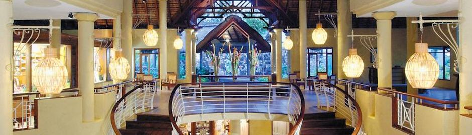 Le Canonnier Mauritius Grand Entrance