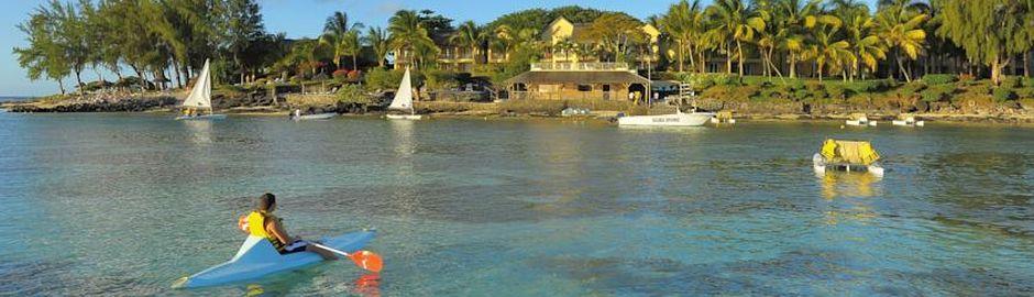 Le Canonnier Mauritius Kayaking