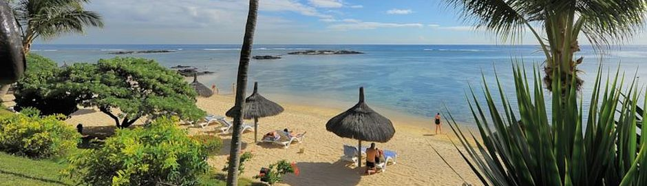 Le Canonnier Mauritius Beach