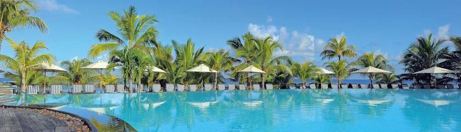 Le Victoria Mauritius Infinity Pool
