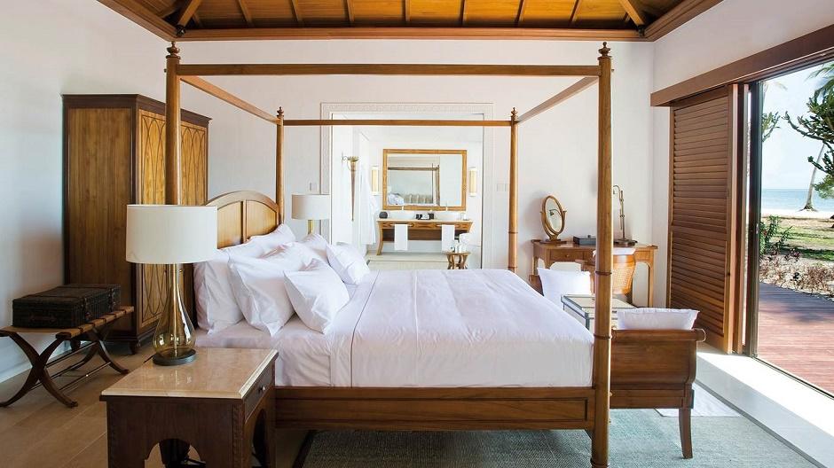 The Residence Zanzibar bedroom