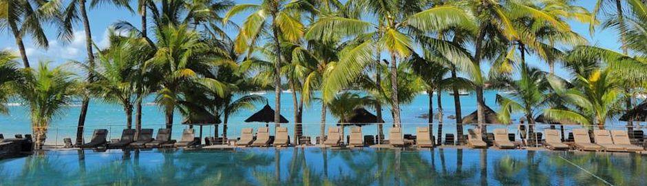 Le Mauricia Hotel Mauritius Beachfront Infinity Pool
