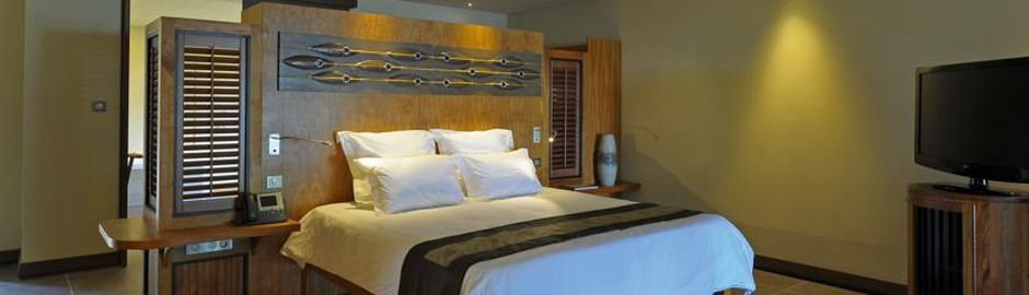 Trou aux Biches Villas Bedroom Suite