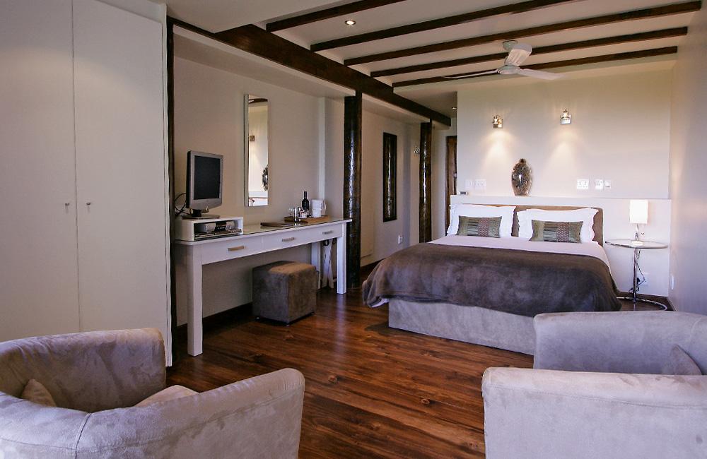 Executive Suite at Lalapanzi Lodge
