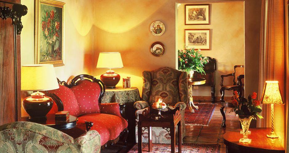 Rosenhof Country House Lounge 2