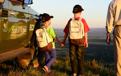 Greatest Africa © Shamwari kids on safari